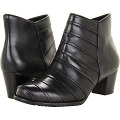 Walking Cradles Cajun (Black Mestico Leather) Footwear