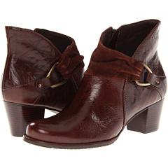 Walking Cradles Cinnamon (Brown Cushion Suede) Footwear