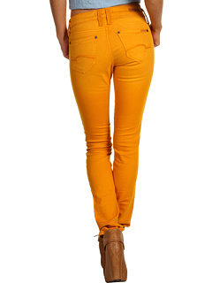 SALE! $24.5 - Save $74 on Mavi Jeans Lindy Low Rise Skinny in Saffron (Saffron) Apparel - 75.00% OFF $98.00
