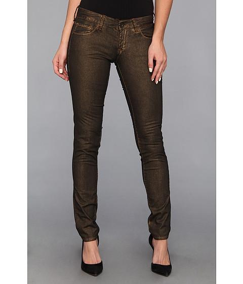 Mavi Jeans Serena Lowrise Super Skinny Jean in Bronze (Bronze) Women's Jeans
