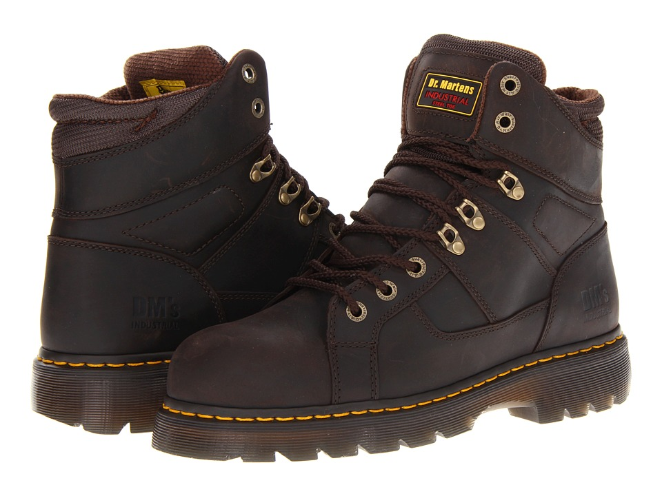 Dr. Martens Work - Ironbridge ST (Gaucho Volcano) Work Boots