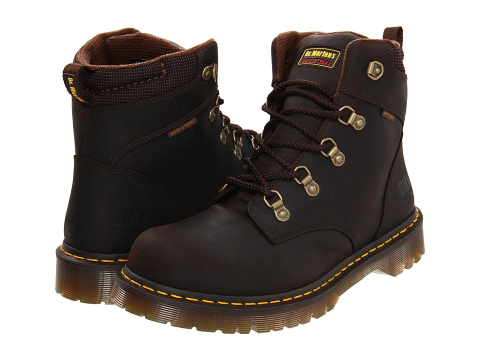 Dr. Martens - Holkham NS (Gaucho Volcano) Lace-up Boots