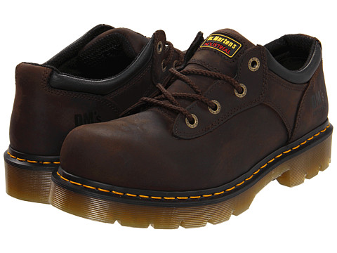 Dr. Martens Work - Naseby (Gaucho Volcano) Lace up casual Shoes