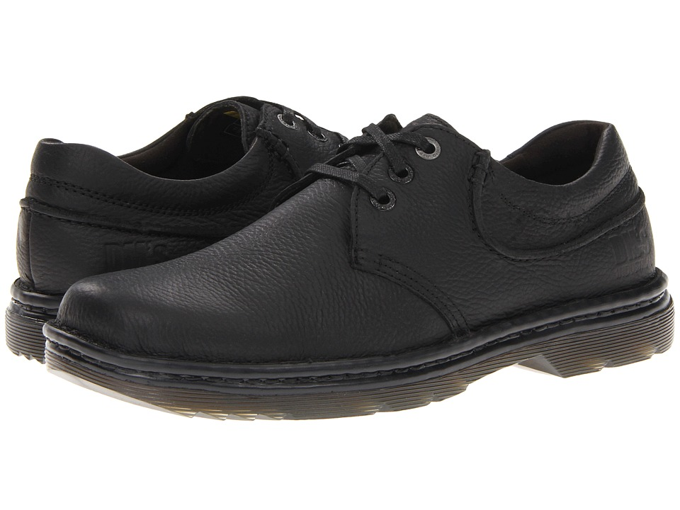 Dr. Martens - Hampshire (Black Bear Track) Men's Lace up casual Shoes