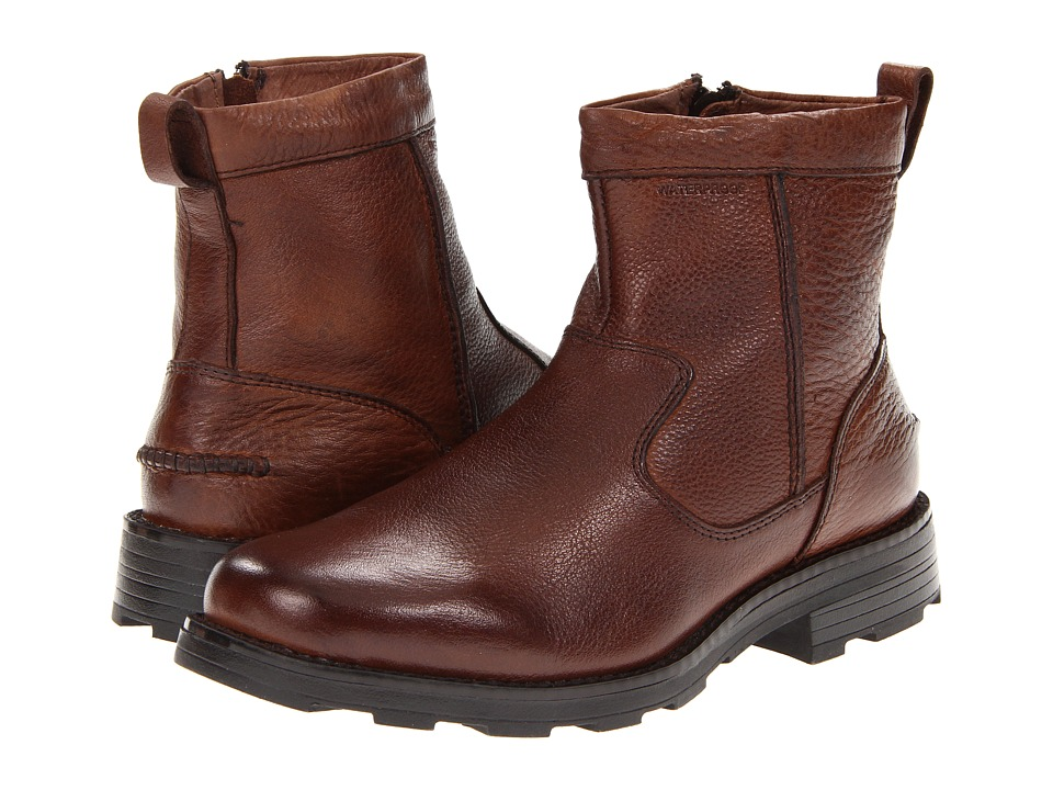 Florsheim - Trektion Boot (Brown) Men's Zip Boots