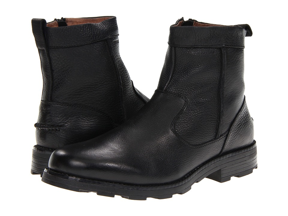 Florsheim - Trektion Boot (Black) Men's Zip Boots