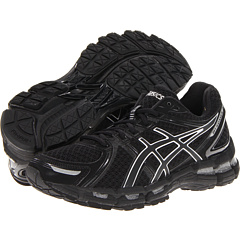 ASICS GEL-Kayano 19 (Black/Onyx/Lightning) Women's Running Shoes