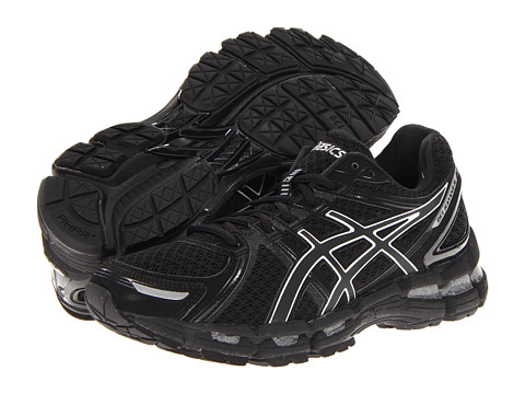 ASICS GEL-Kayano 19 (Black/Onyx/Lightning) Women's Running Shoes