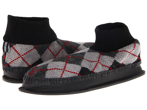 MUK LUKS - Sheldon (Grey) Men's Slippers