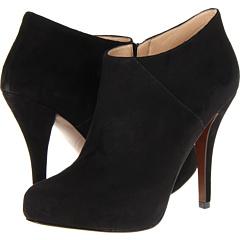 Enzo Angiolini Yilin (Black Suede) Footwear