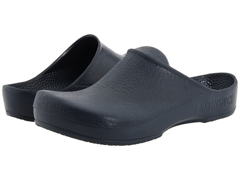 Birkenstock - Classic Birki by Birkenstock (Blue) Clog Shoes
