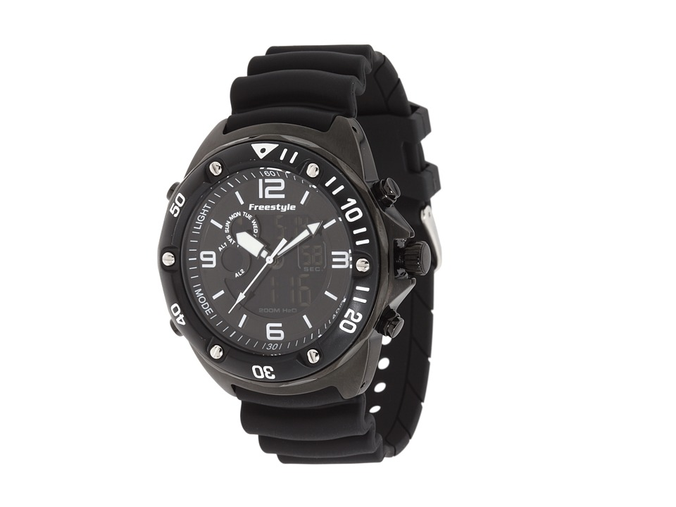 Freestyle - Precision 2.0 (Black) Watches