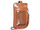 Lodis Accessories - Paddington Smartphone Case (Toffee) - Bags and Luggage