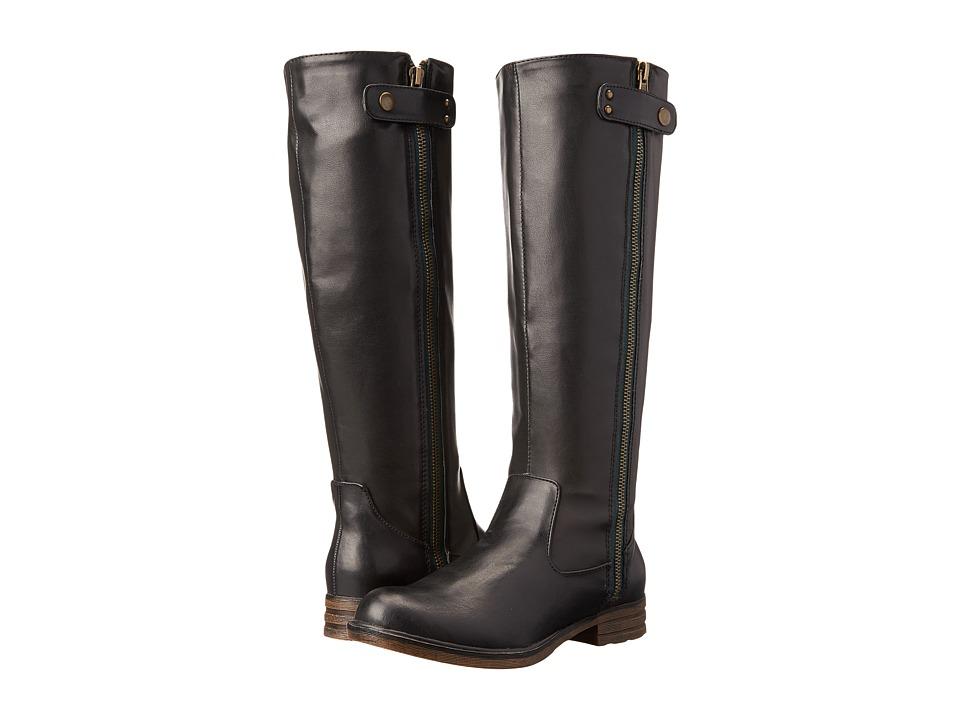 MIA - Cammi (Black) Women's Zip Boots
