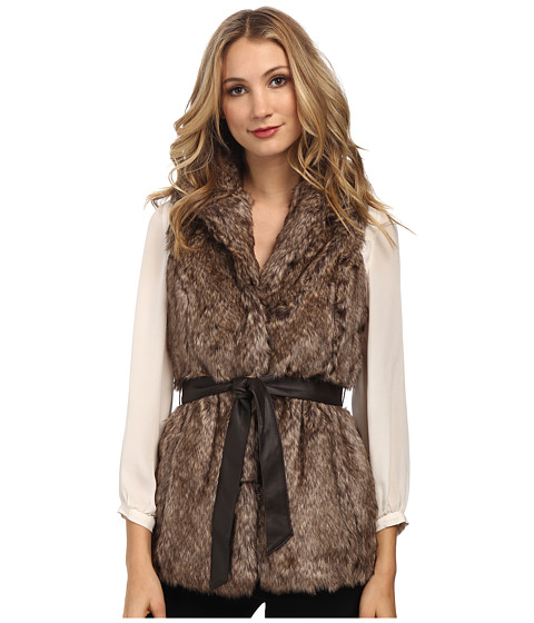 Brigitte Bailey - Phiona Vest (Brown) Women