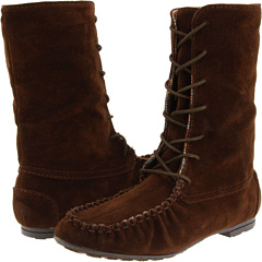 Madden Girl Turnupp (Brown Fabirc) Footwear