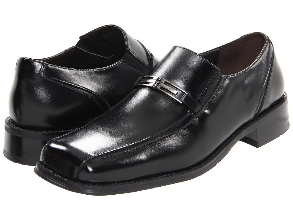 Giorgio Brutini - 17586 (Black) Men's Slip-on Dress Shoes