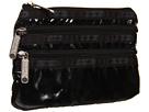LeSportsac 3 Zip Cosmetic Case (Black Patent)
