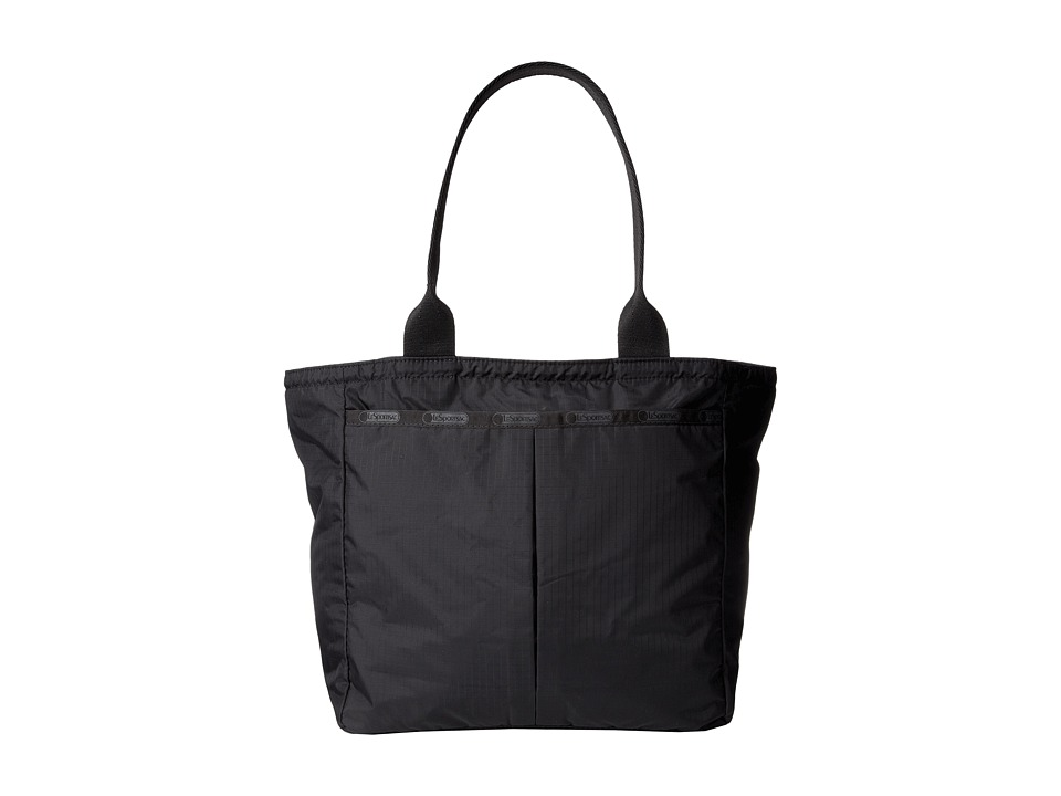 LeSportsac - Everygirl Tote (Black) Tote Handbags