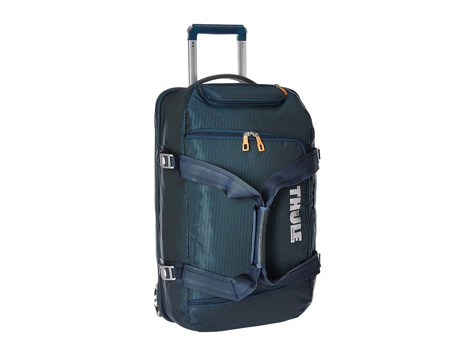 Thule - Crossover Rolling Duffel 64cm/25 (Dark Blue) Duffel Bags