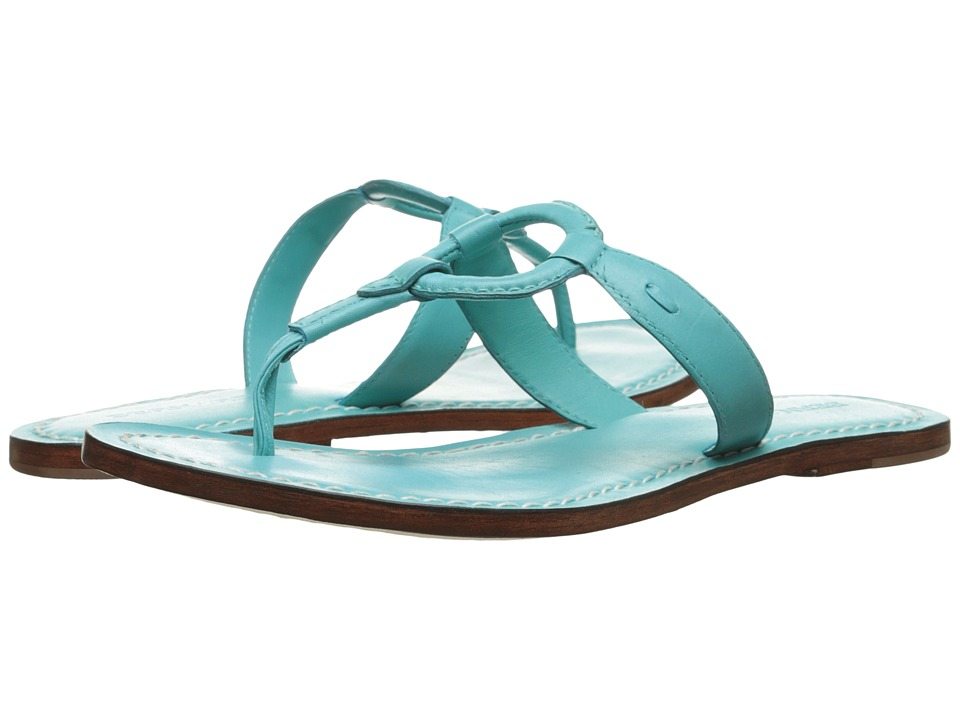 Bernardo - Matrix Nappa (Turquoise) Women's Sandals