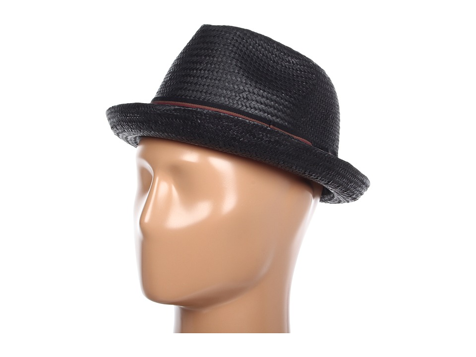 Brixton - Castor (Black HO12) Traditional Hats