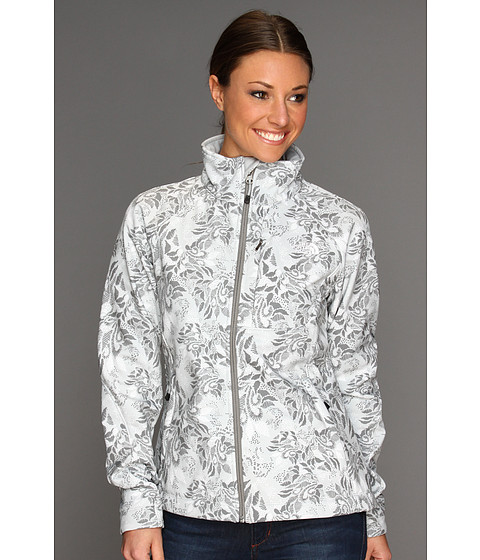 The North Face Apex Bionic Jacket (High Rise Grey Vine Print) Women's Coat