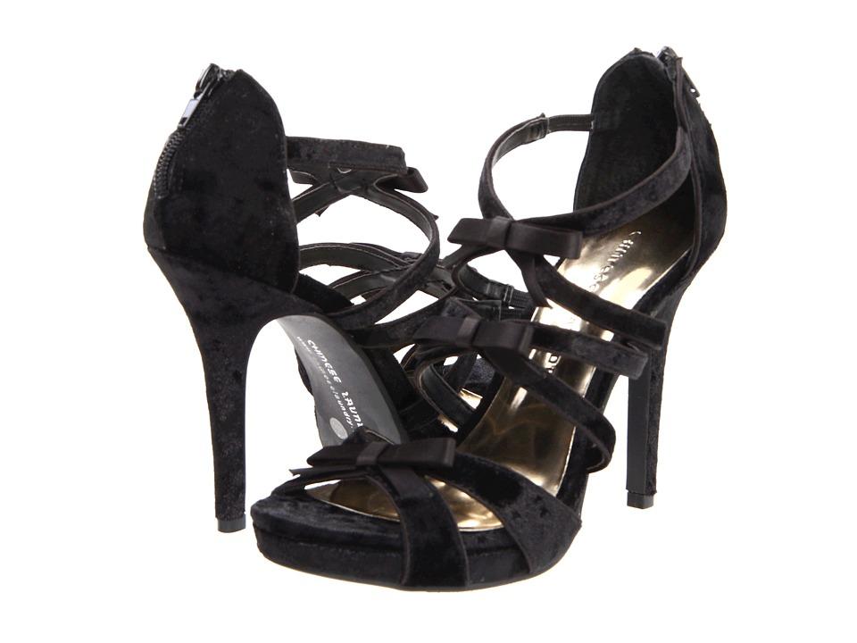 Chinese Laundry - Imagine That (Black/Black Velvet) High Heels