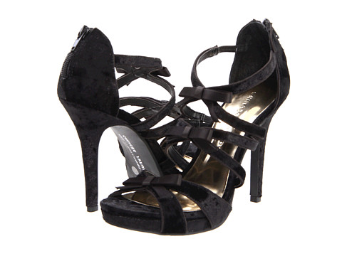 Chinese Laundry - Imagine That (Black/Black Velvet) High Heels