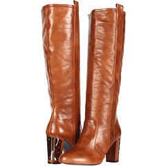 Rebecca Minkoff Sari (Dark Cognac) Footwear