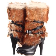 UGG Foxley (Black) Footwear