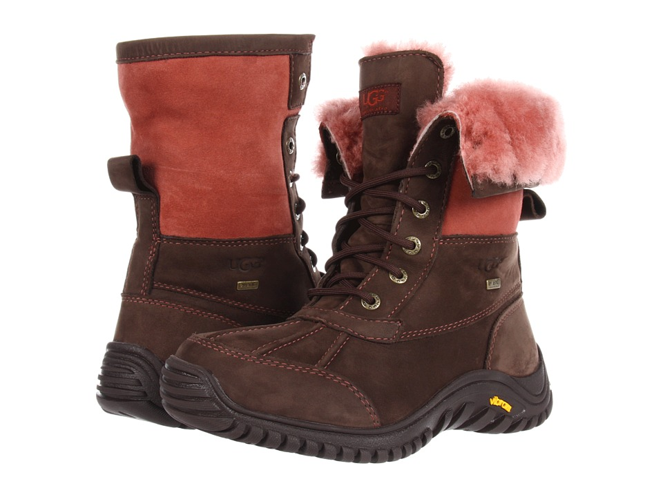 UGG - Adirondack Boot II (Stout) Women's Cold Weather Boots