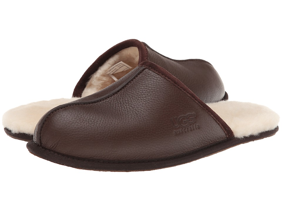UGG - Scuff (Stout Elk) Men's Slippers