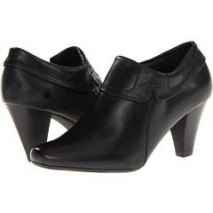 Spring Step Wren (Black) Footwear