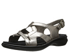 ECCO - Breeze (Warm Grey Metallic) -