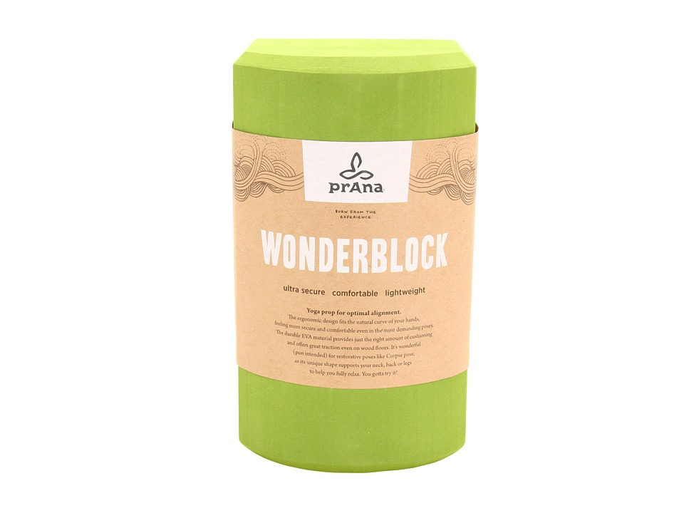 Prana - Wonderblock (Peridot Green) Athletic Sports Equipment