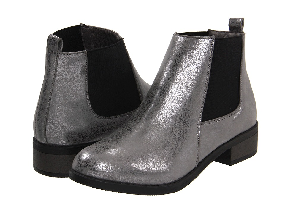 Dirty Laundry - Sada (Gunmetal) Women's Pull-on Boots