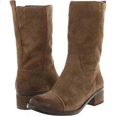 Jessica Simpson Quinn (Mink Kid Suede) Footwear