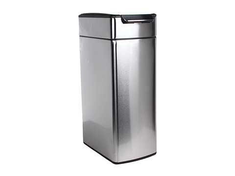 Upc 838810015606 Simplehuman 10 5 Gallon Slim Touch Bar