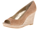 Bandolino Auburn (Natural Suede) Women's Wedge Shoes