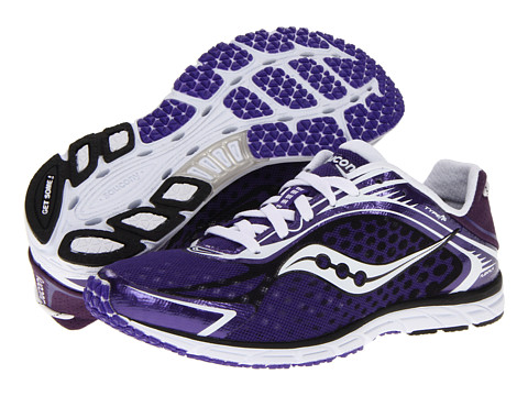 Saucony - Grid Type A5 (Purple/White) Women's Running Shoes