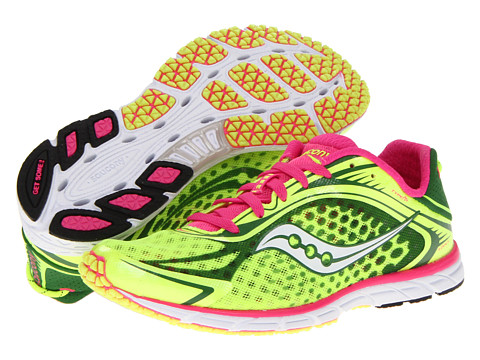 Saucony - Grid Type A5 (Cintron/Pink) Women's Running Shoes