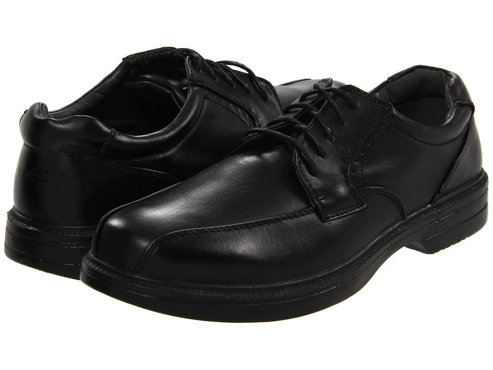Soft Stags Devon Mens Lace up casual Shoes (Black)