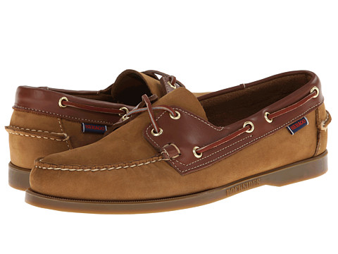 Sebago - Spinnaker (Tan/Tan) Men