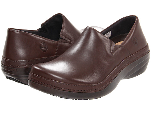 Timberland PRO - Renova Professional (Brown) Women's Slip on Shoes