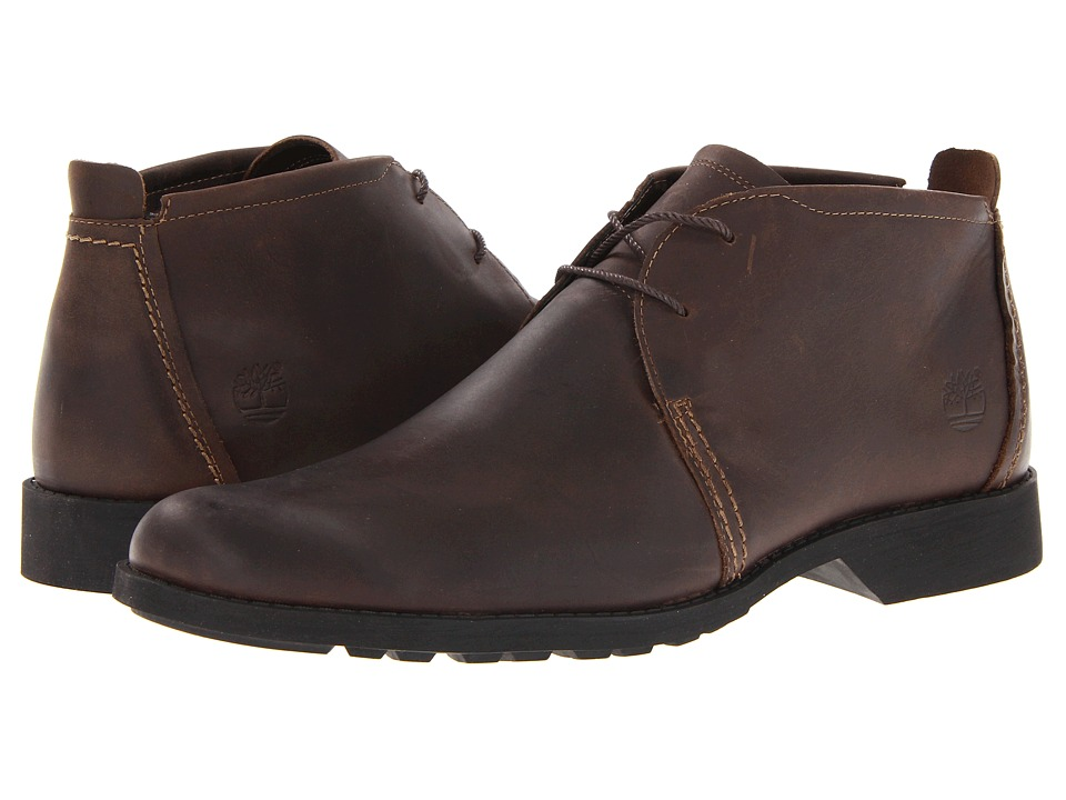 Timberland - Earthkeepers City Lite Chukka (Brown) Men's Lace-up Boots