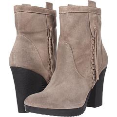 Nine West Pedestal (Taupe Suede) Footwear