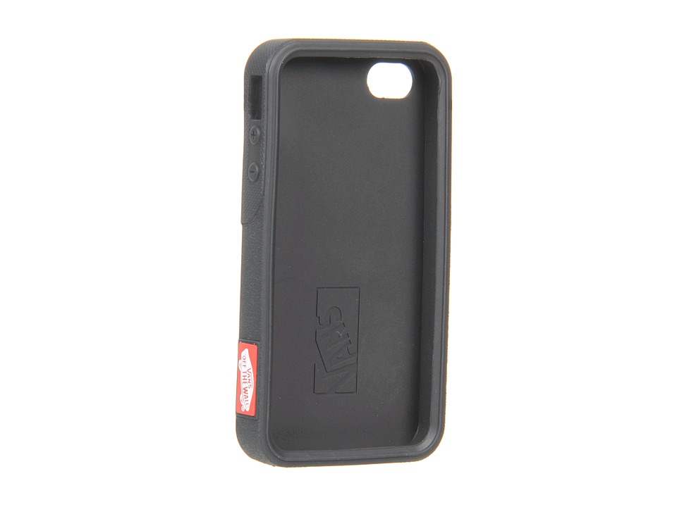 Vans - Vans iPhone Case (Black/Black) Cell Phone Case