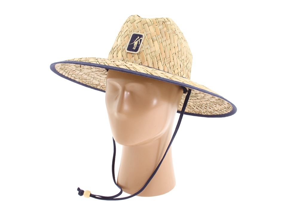 Toes on the Nose - Beach Hat (Navy) Traditional Hats