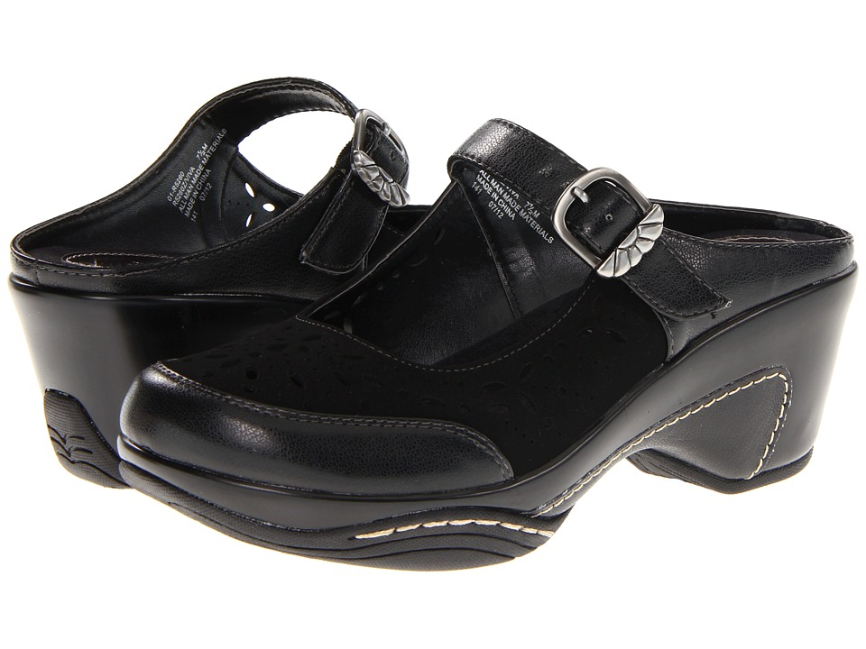 Rialto - Viva (Black) Women's Clog/Mule Shoes